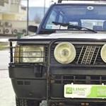 449 ezer kilométerrel hirdetnek egy régi Fiat Panda 4x4-et