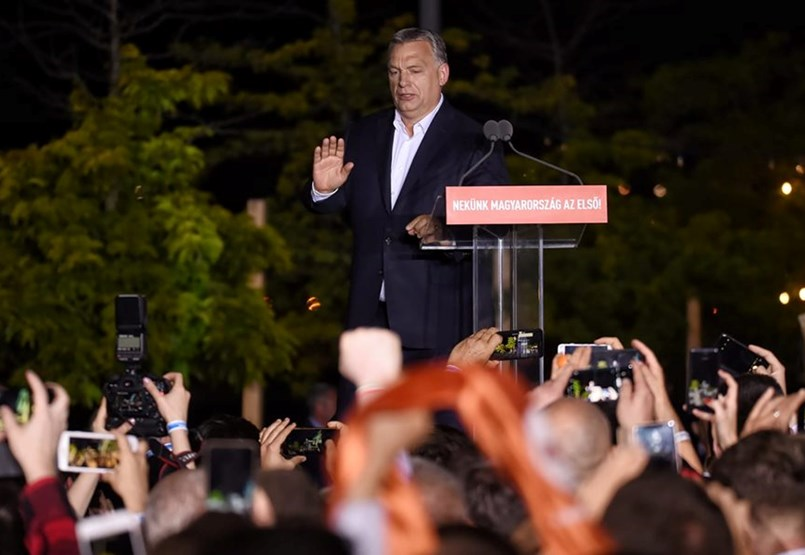 Megvan a végeredmény: Fidesz 52,14, DK 16,26, Momentum 9,92, MSZP-P 6,68, Jobbik 6,44  százalék– élő