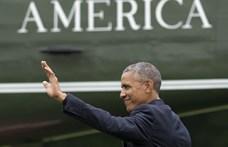 Barack Obama memoárját viszik, mint a cukrot