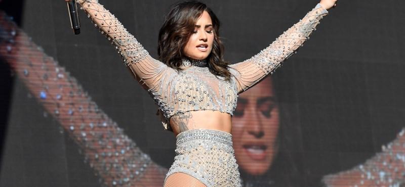 Magához tért a drogtúladagolás miatt kórházba került Demi Lovato