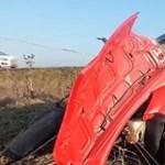 Fiatal testvérpár halt meg a nádudvari autóbalesetben szilveszterkor