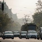 Szmogriadó: sűrűbben járnak a villamosok Budapesten