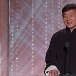 Végre megkapta az Oscar-díjat Jackie Chan – videó