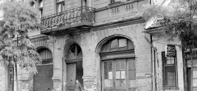 Szinte mindent le akartak bontani Belső-Erzsébetvárosban