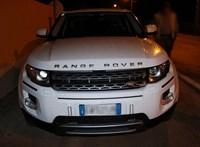 Hogy örült volna valaki ennek a Range Rovernek, csakhogy lopott
