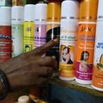 Veszélyes krémekkel próbálják kifehéríteni bőrüket a nők Afrikában