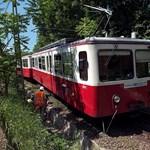 A Széll Kálmán tértől a Normafáig közlekedhet a fogaskerekű