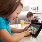 Hihetetlen szárnyalás: a Kindle Fire felzárkózik az iPad mögé