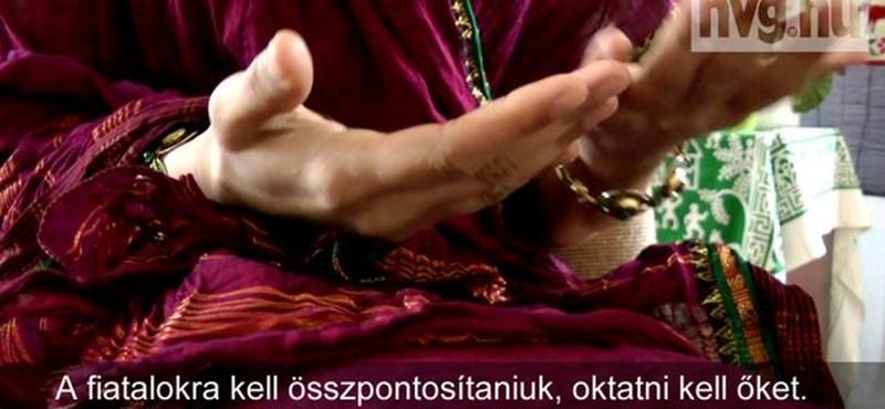 Videó: a cigányok kaszton kívüliek Európában