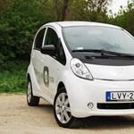 Peugeot iOn teszt: az sem baj, ha 600 forint a benzin