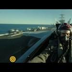 Tom Cruise úgy cikázik a vadászgéppel, hogy a Gripen-pilóták is állva tapsolnak