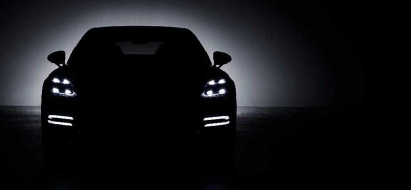 Videón az augusztus végén leleplezendő új Porsche Panamera rekordköre