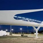Zseniális építmény: egy izgalmas belga gyalogoshíd