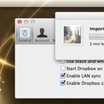 Ingyen extra tárhelyet kapunk a Dropboxon, ha az automatikus fotóimportálást választunk!