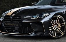 620 lóerő már elég lesz az új BMW M3/M4-ben?