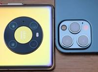 Fotópárbaj rengeteg képpel: a Huawei legjobb telefonját küldtük a legütősebb iPhone ellen