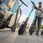E-rollerek: nincs a kormány asztalán a KRESZ módosítása