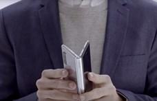 Beütött a baj: konstrukciós hiba miatt elhalasztja összehajtható telefonja kiadását a Samsung