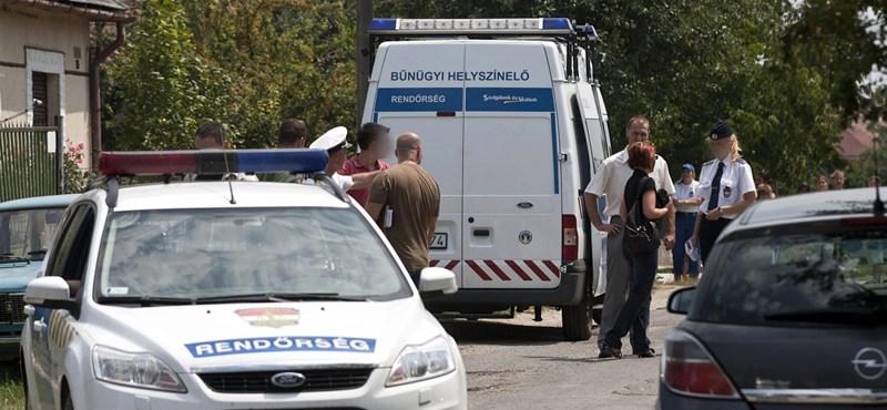 Családi leszámolás Valkón: négy ember meghalt