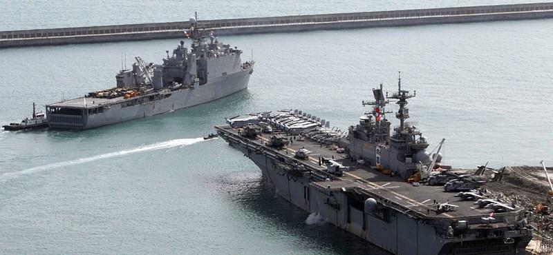 Folyamatosan hackelik a kínaiak az amerikai haditengerészetet