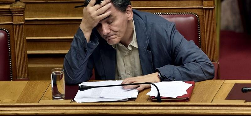 Megállapodott éjjel a görög kormány a hitelezőivel