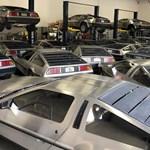 Fotó: Ki gondolta volna, hogy ennyi Vissza a jövőbe autója egyáltalán létezik?
