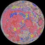 Lenyűgöző térkép készült a Holdról, ráadásul segíthet eldönteni, honnan induljunk a Marsra