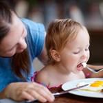 Az anyától függ, hogy mennyit eszik a gyerek?