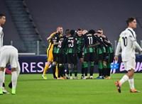 Juventus - Ferencváros - 1-1