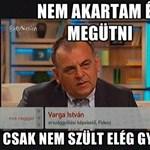 """""""Erkölcsileg megbukott"""" - lemondatná az MSZP Varga Istvánt"""