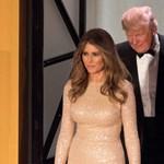 Melania Trump egy egészen más férfival ünnepelte férje elnökségének egyéves évfordulóját