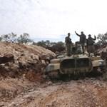 Megkezdődött a tűzszünet Szíriában
