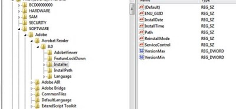 A legjobb Registry-trükkök Windows 7-re