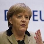 Merkel: még sok a meg nem tanult lecke a 2008-as válságból