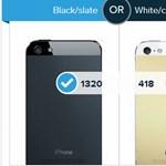Itt lehet szavazni az új iPhone-ok színéről