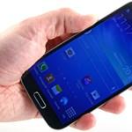 Itt az új Android Samsung Galaxy S4-re
