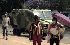 Offenzívát indított az etióp hadsereg Tigré fővárosáért