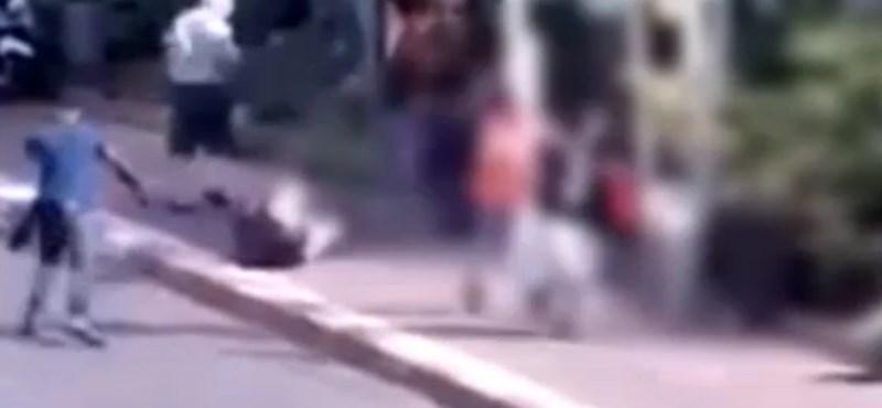 Videó: Sorozatosak a késeléses támadások Izraelben (18+)
