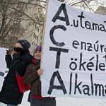 Elutasította az Európai Parlament az ACTA-t