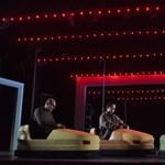Fotó: Kulka a színpadon dodzsemezik