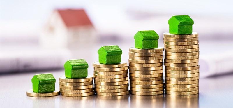 Nem boldogulna hitel nélkül a lakásvásárlók kétharmada