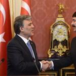Áder délelőttje a török-magyar barátság jegyében telt