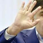 Állítólag álarcosok hurcolták el Szaakasvilit egy ukrajnai étteremből