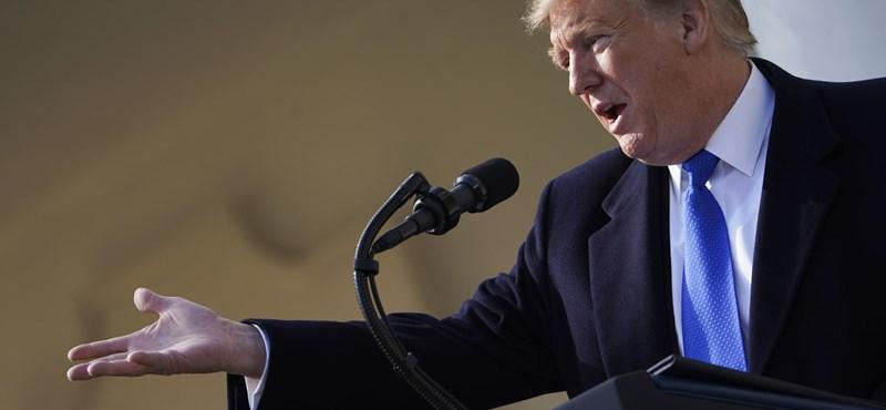 Donald Trump kérte Donald Trump Nobel-békedíjra jelölését?