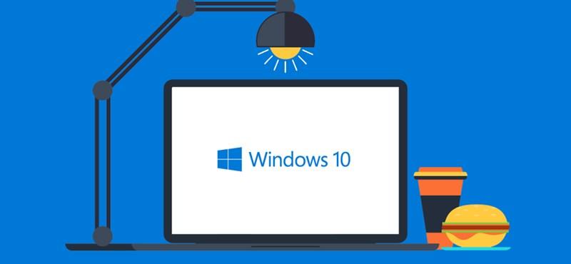 Ebből talán nem lesz kék halál: már letöltheti a Windows 10 új frissítését
