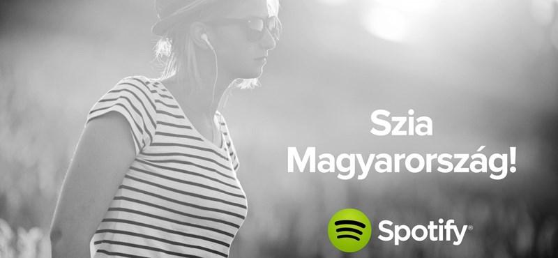 Ezeket hallgatják Spotify-on a magyarok