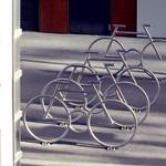 Fotó: A világ legszebb biciklitárolója épült meg