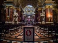 Nem lesznek misék a fővárosi templomokban