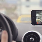 Fedélzeti kamerának is jó az iPhone