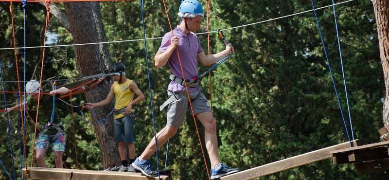 300 ezer forintért is hirdetnek nyári tábort gyerekeknek